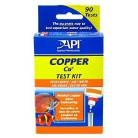 API Copper Test Kit Fresh & Saltwater Marine Aquariums